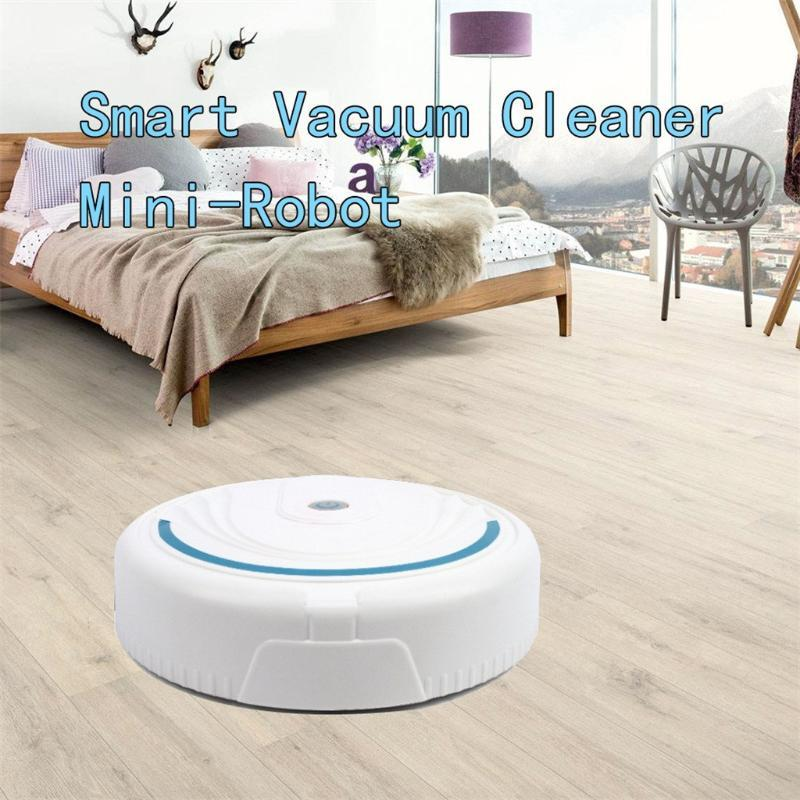 Smart Robot Vacuum Cleaner Auto Floor Cleaning Toy Sweeping Sweeper Cleaning Tool Lazy Product