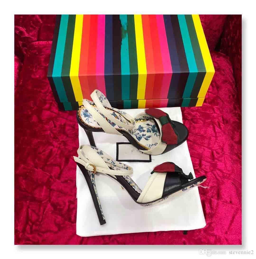 Женщины продают роскошные босоножки на высоком каблуке, дизайнерские весенние и летние босоножки ручной работы, высокое качество, размер: 35-40