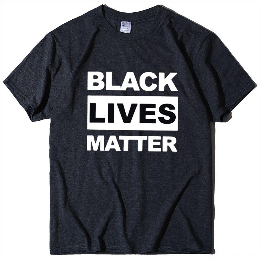 3w2B8 George Floyd I Cant Baskılı Erkekler Kollu T Shirt Siyah Kadınlar Matter Casual Yaz Kısa Yaşamlar Temel Tişört S-3XL Breathe