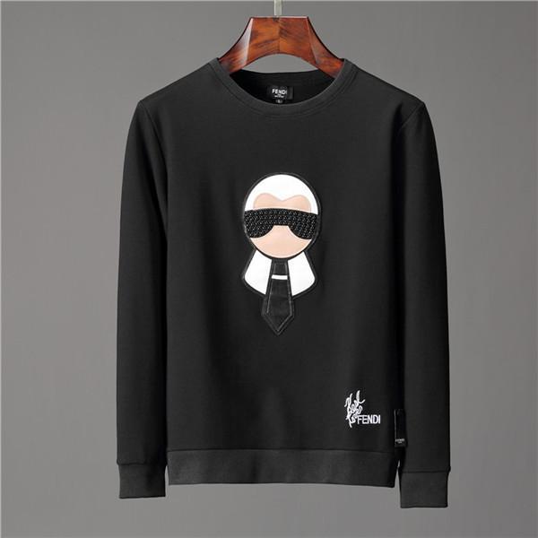 Men's Designer White Black Hoodie Sweatshirt Men Women Sweater Hoodie Long Sleeve Pullover Hoodie Street Wear Fashion Sweater Shirt Jacket