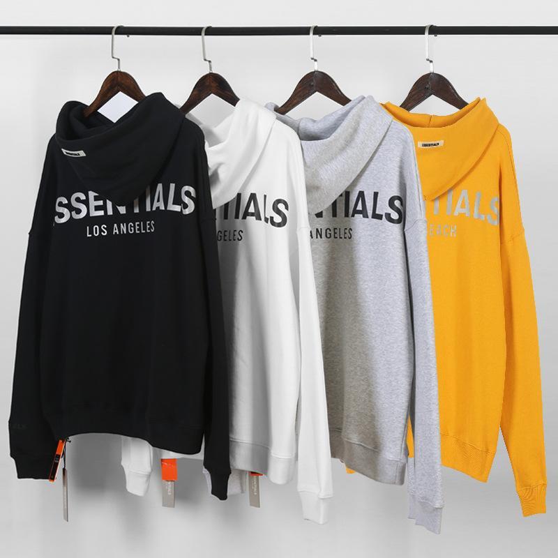 Frauen der Männer Modedesigner Hoodies Begrenzte 3M Reflektierende Druck Sweatshirts Hip Hop Aufmaß Männlich Weiblich Pullover Tops