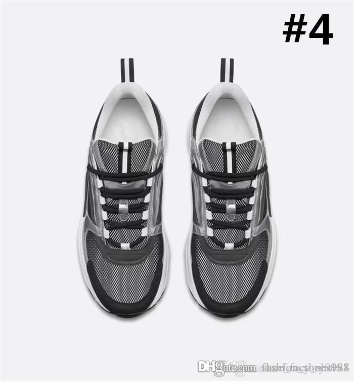 nefes alabilen örgü yüzeyi ışığı Yürüyüş Bilek Boots İlkbahar ve yaz ayakkabı Boyutu 35-46 ile Unisex gündelik spor baba ayakkabı ipek sığır derisi