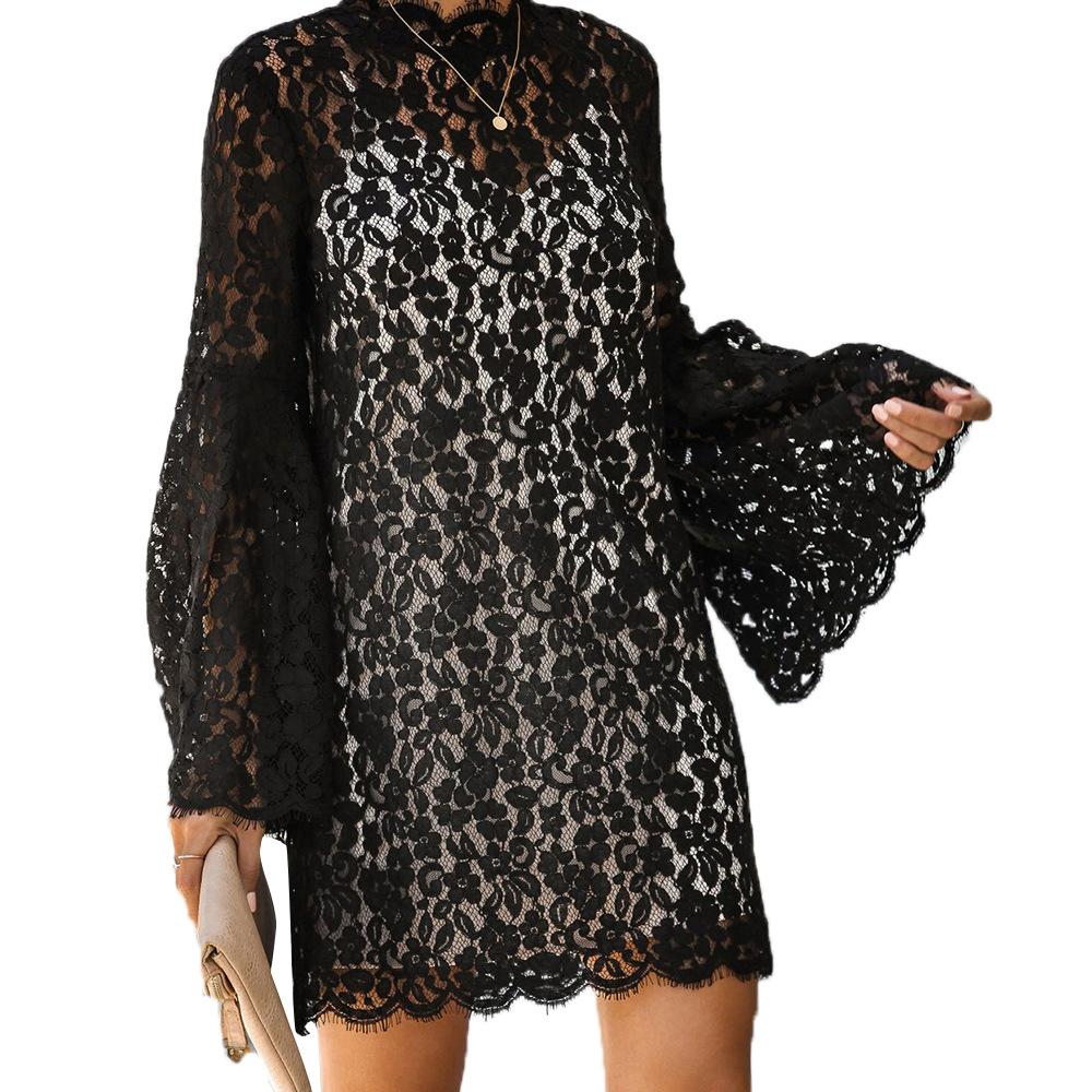 Fashion Designer Ladies Skirt Autumn Sexy Lace Two Piece Dress Ladies Fashion Casual Skirt Snug Womens Sundress Womens Party Dress From Wzk525 14 04 Dhgate Com