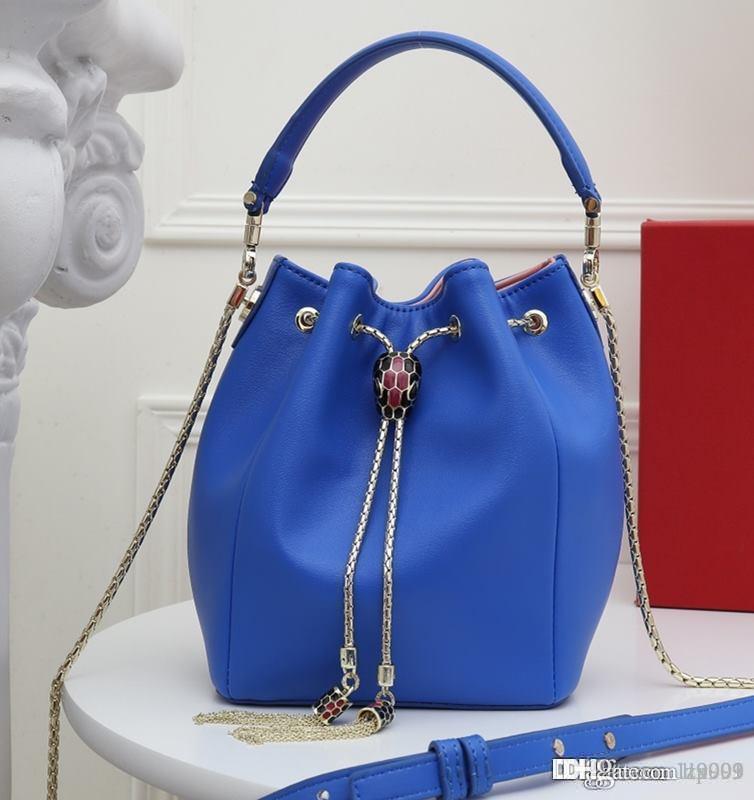 Новый горячий навсегда ведро роскошная дизайнерская сумка женская сумка-мессенджер Сумка ведро 288769 высокое качество размер: 16-19. 5-10 см