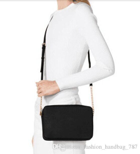 무료 배송 2019 새로운 메신저 가방 숄더 핸드백 미니 패션 체인 가방 여성 스타 좋아하는 완벽한 킬러 팩 가방 작은 fashionis