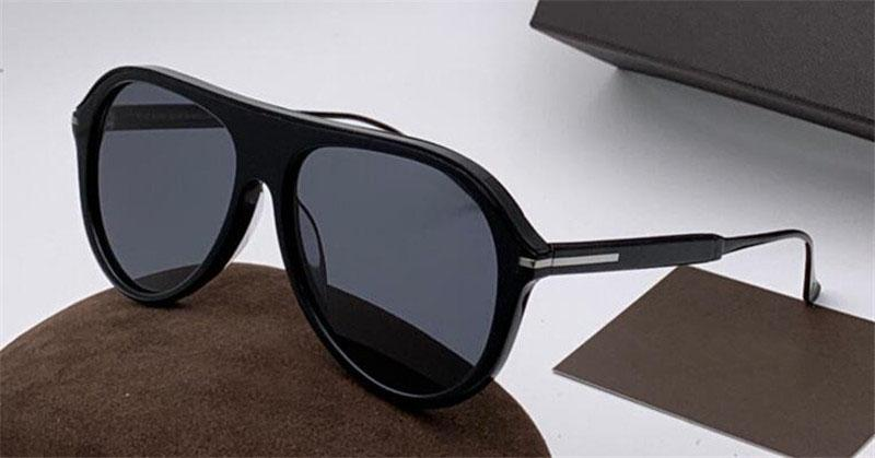 Nuovi occhiali da sole per gli stilisti 0624 piloti telaio popolare stile di vendita uv400 obiettivo protezione di alta qualità stile classico