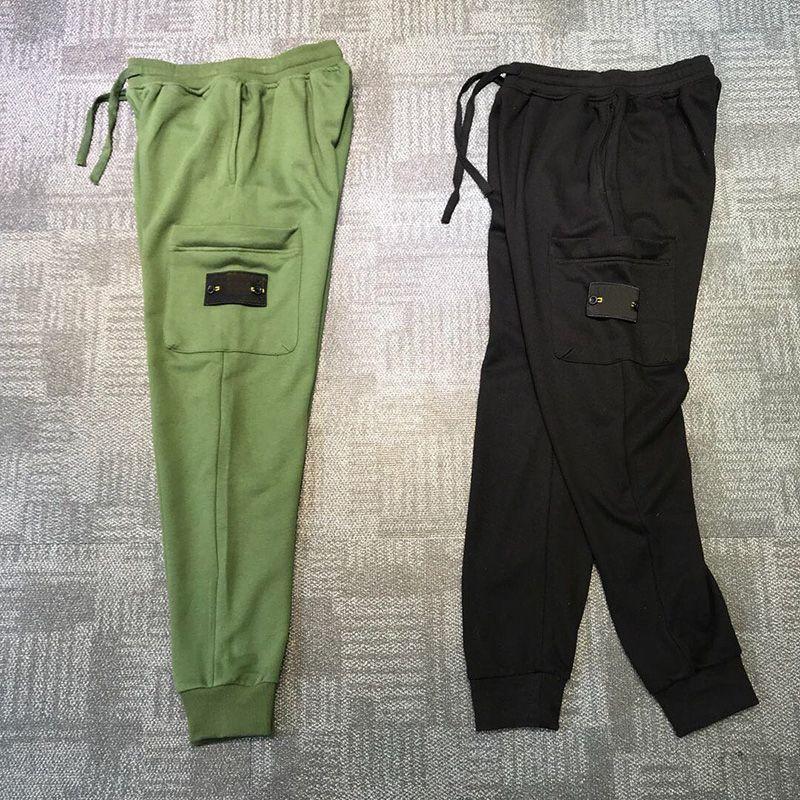 Pantaloni da uomo Stylist Pant Casual Style Hoe Vendi Mens Camouflage Joggers Pantaloni Pantaloni Pantaloni Pantaloni Cargo Pantaloni Pantaloni Elastico Vita Elastico Uomini