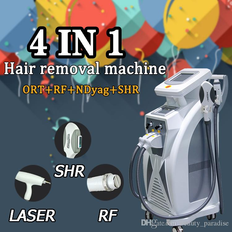 Best laser hair removal IPL skin treatment machines yag laser tattoo removal acne pigmentation removal for beauty spa salon clinic use