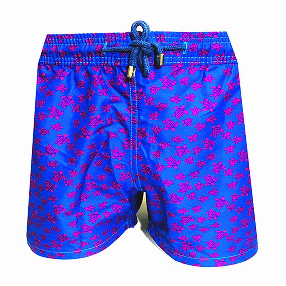 Pantaloncini da spiaggia uomo Vilebrequin Pantaloncini Vilebrequ 0014 marca Costumi da bagno polpo stelle marine Stampa tartaruga Pantaloncini da bagno uomo Asciugatura rapida Vilebre