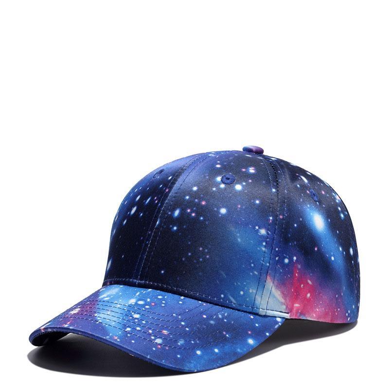 Cap Doodle estrellada Moda INS Personalidad Hombres de Hip Hop gorras de béisbol de verano deporte al aire libre Sombreros para unisex