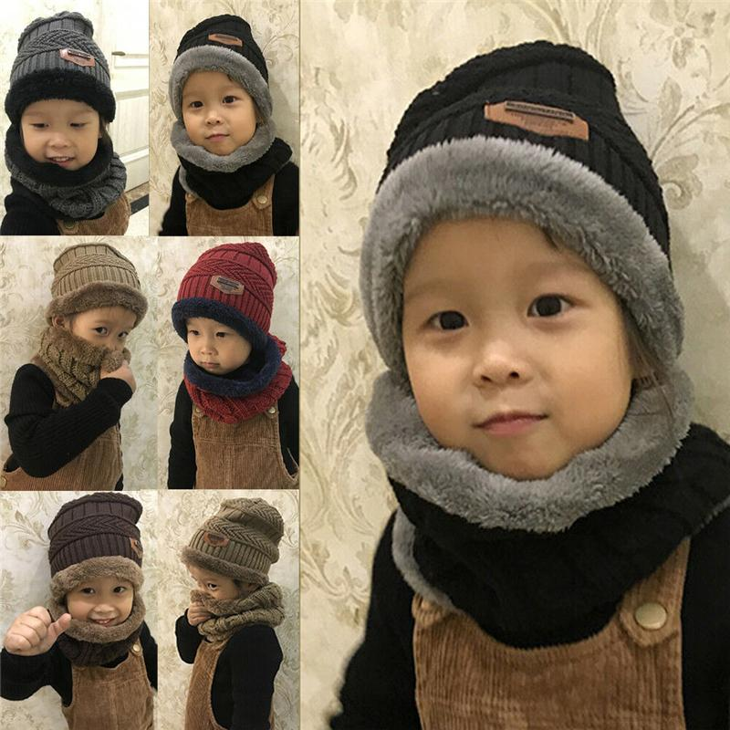 Banana King Copy and Paste Baby Beanie Hat Toddler Winter Warm Knit Woolen Cap for Boys//Girls