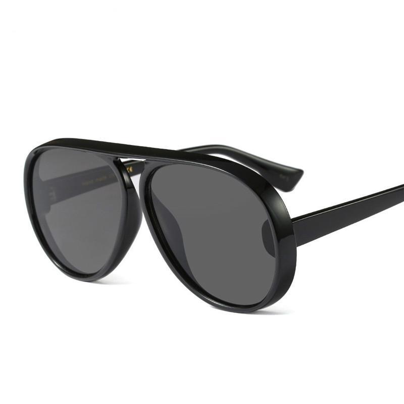 Großhandels-HUITUO europäische und amerikanische Sterne New Art und Weise heiße Brillen kühle wilde Qualität Art und Weise Literary Retro Brille