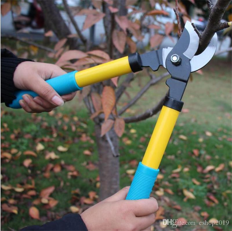 Gardening pruning scissors flowers trees trimmer hedge shears shrubs trimming shearing fence cutter branches garden cutting tool