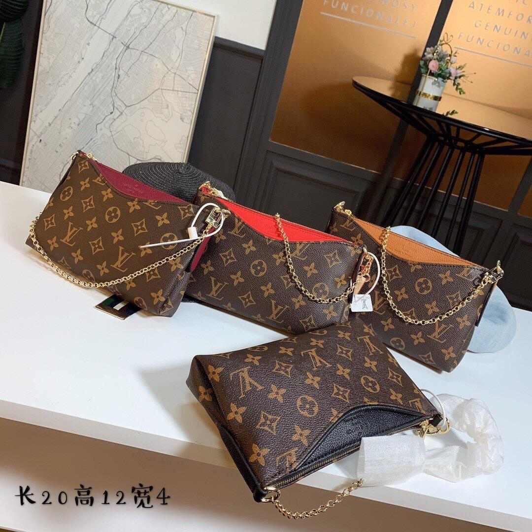 Дизайнерская роскошная сумочка брендовая сумочка 2020 новая мода женщины с коробкой высококачественные аксессуары бесплатная доставка 0326141