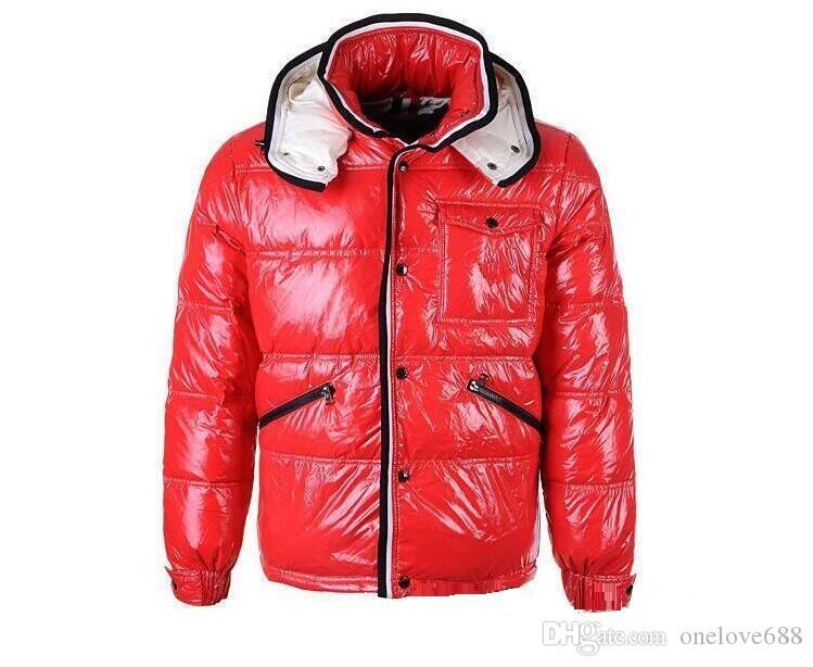 2021 New Men Casual Daunenjacke Daunenjacke Herren Outdoor-Warm-Feder-Mann-Winter-Mantel outwear Jacken Parkas