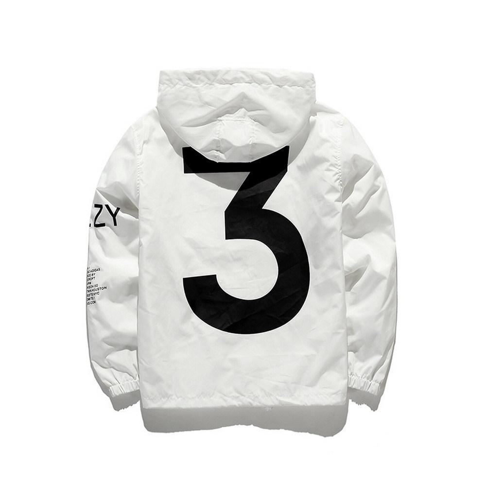 2020 Yaz Tasarımcı Ceket Lüks WINDBREAKER Kaykay Ceketler Erkekler Kadınlar Kapşonlu Ceket WINDBREAKER Streetwear Erkek ceketler Uzun Kollu