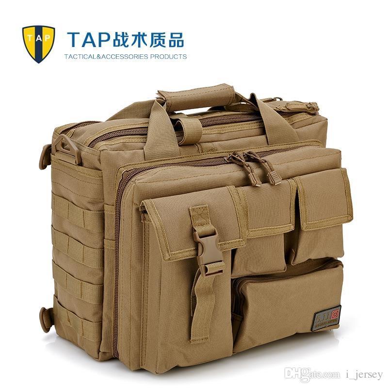 Men'S Army Bags Shoulder Bags Molle Outdoor Sport Laptop Camera Military Tactical Messenger Men Handbags Bolso Del Mensajero #288328