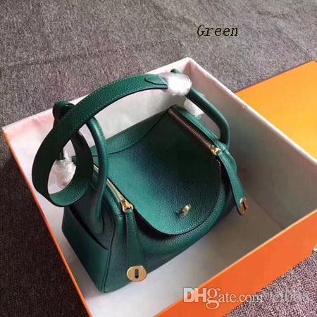 spalla del progettista donne dei sacchetti multiuso borse casual con doppi manici reale carfskin borse di valore eccellente a portata di mano per toccare
