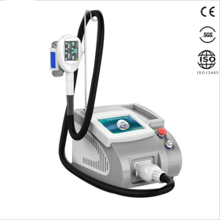 2020 3 dimensioni Cryo gestire selezionabile doppio dispositivo di crioterapia mento grasso congelamento macchina cryolipolysis CE portatile