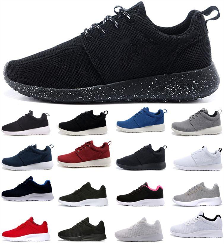 2019 Tanjun 3.0 London 1.0 men women Run Run Shoes black low lightweight تنفس لندن الأولمبية الرياضة أحذية المشي المدربين