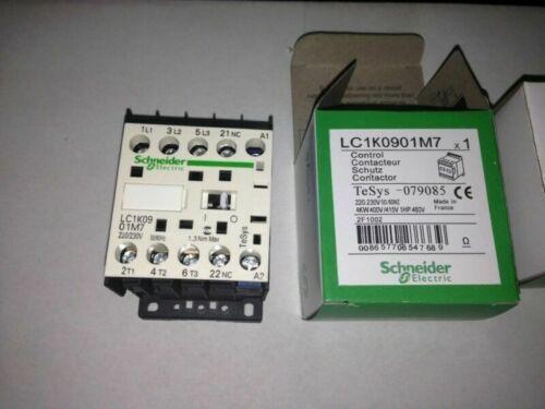LC1K0901M7 220VAC Schneider contattore nuovo # Yy0