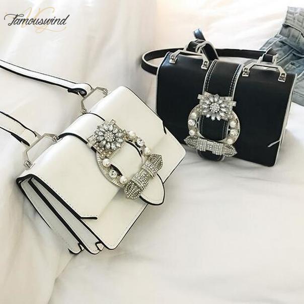 El diseñador de moda los bolsos para las mujeres del diseñador de bloqueo diamante Bolsas calidad PU cuero bolsos de las mujeres bolsos de señora elegante del hombro