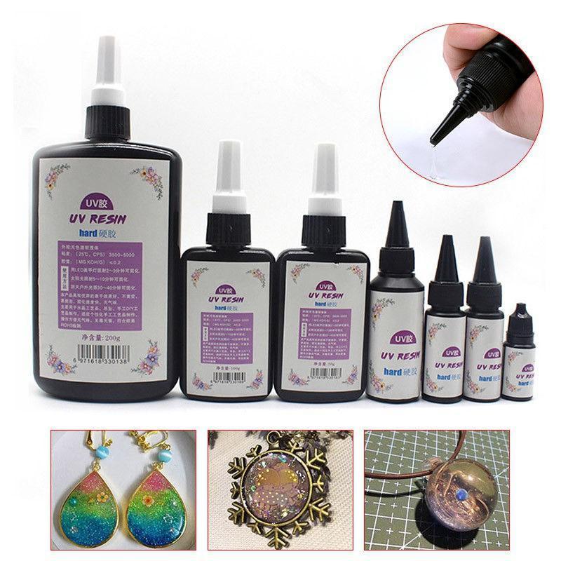 Quick Fix UV Glue Luz Repair Tool Refill líquido plástico Componentes eletrônicos Acessórios Welding Glue