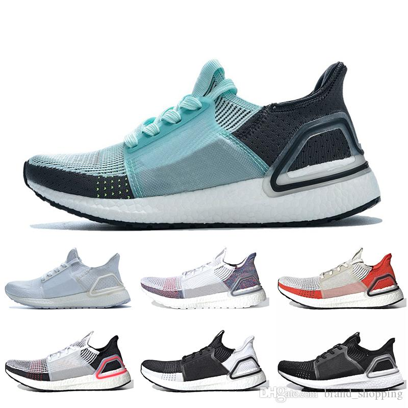 Adidas Ultra Boost UltraBoost 19 donne mens addestratori scarpe da corsa Game of Thrones UltraBoost 4,0 triple bianco nero attivi sneakers sport rossi 36-47