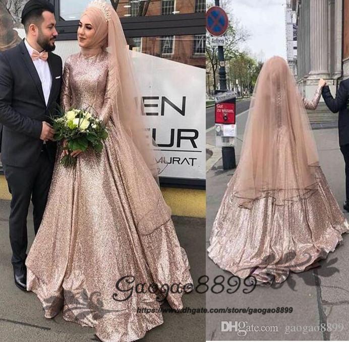 Marina Maitland Wedding Dress Hijab Wedding Dress 2019