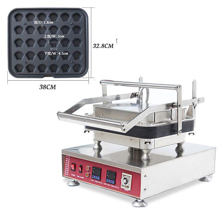 freies Verschiffen 30pcs Käse Eitörtchen Maschine Mini Törtchen Maschine mit CEegg
