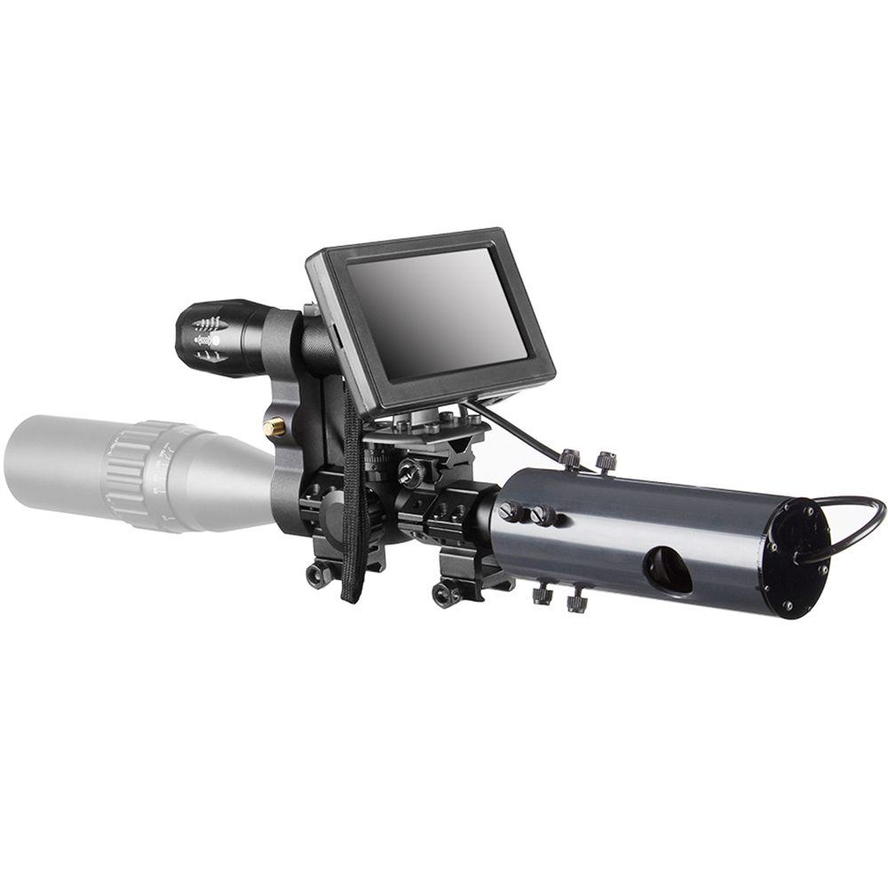 850 nm LED infrarouge LED infrarouge IR Night Vision Dispositif Portée Caméras Extérieur 0130 Appareils d'eau imperméable de faune sauvage A