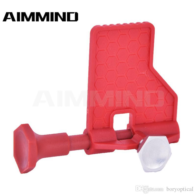 Materiali Pivot strumento di Pin di plastica del fucile di caccia Accessori per AR15 e molla 223 Tool Parts Outdoor Rifle Accessori
