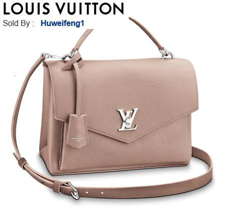 huweifeng1 MYLOCKME M54877 HANDBAGS SHOULDER MESSENGER BAGS TOTES ICONIC CROSS BODY BAGS TOP HANDLES CLUTCHES EVENING