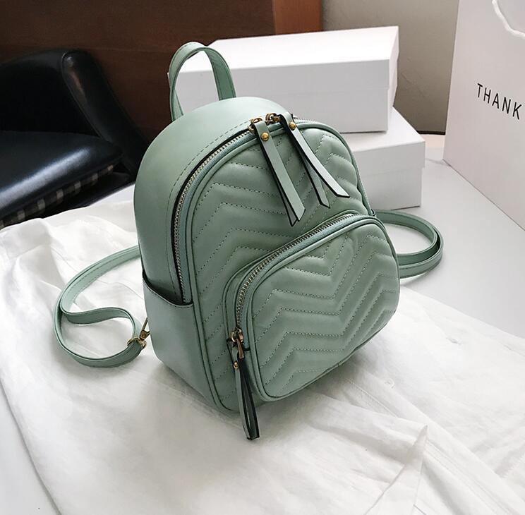 2020 Las mujeres viajan Mochila Casual Estudiante Schoolbag capacidad grande del bolso de la muchacha bolsos mochilas pequeñas