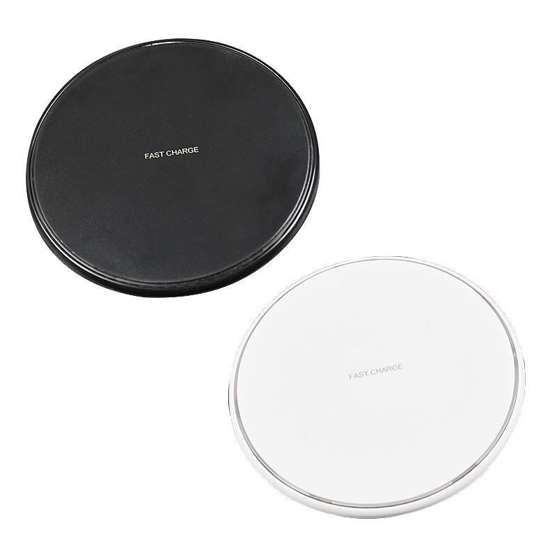 Qi caricatore portatile senza fili fantasia universale Tablet illuminazione LED KD 19 di ricarica per iPhone 11 XS MAX Samsung S20 S10 Più