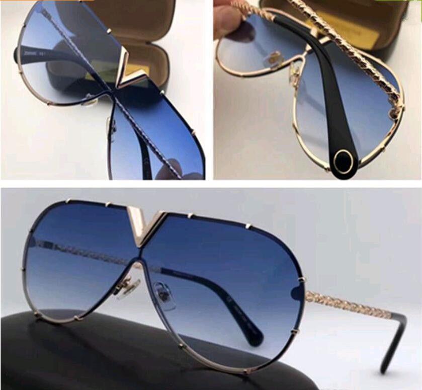 럭셔리 조종사 frameless 프레임 절묘한 수제 최고 품질 디자이너 브랜드 선글라스 안티 자외선 방지 드라이브 선글라스