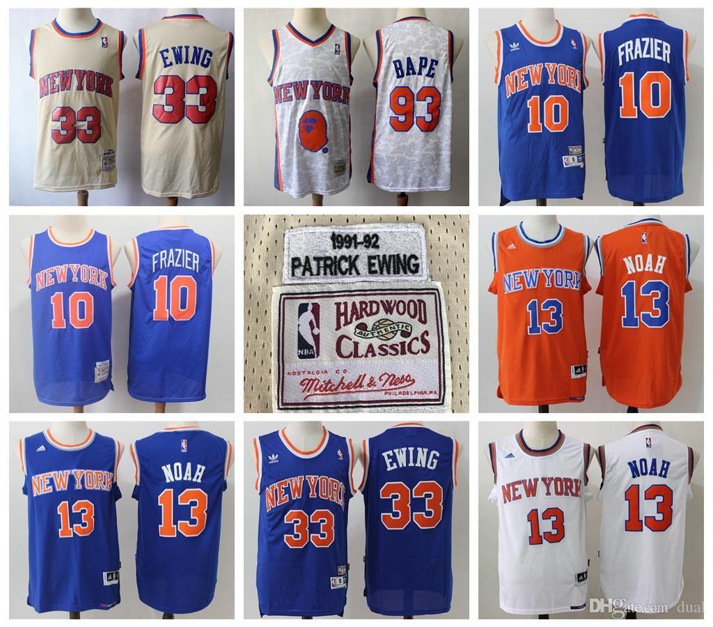 Camisola Patrick Ewing Knicks