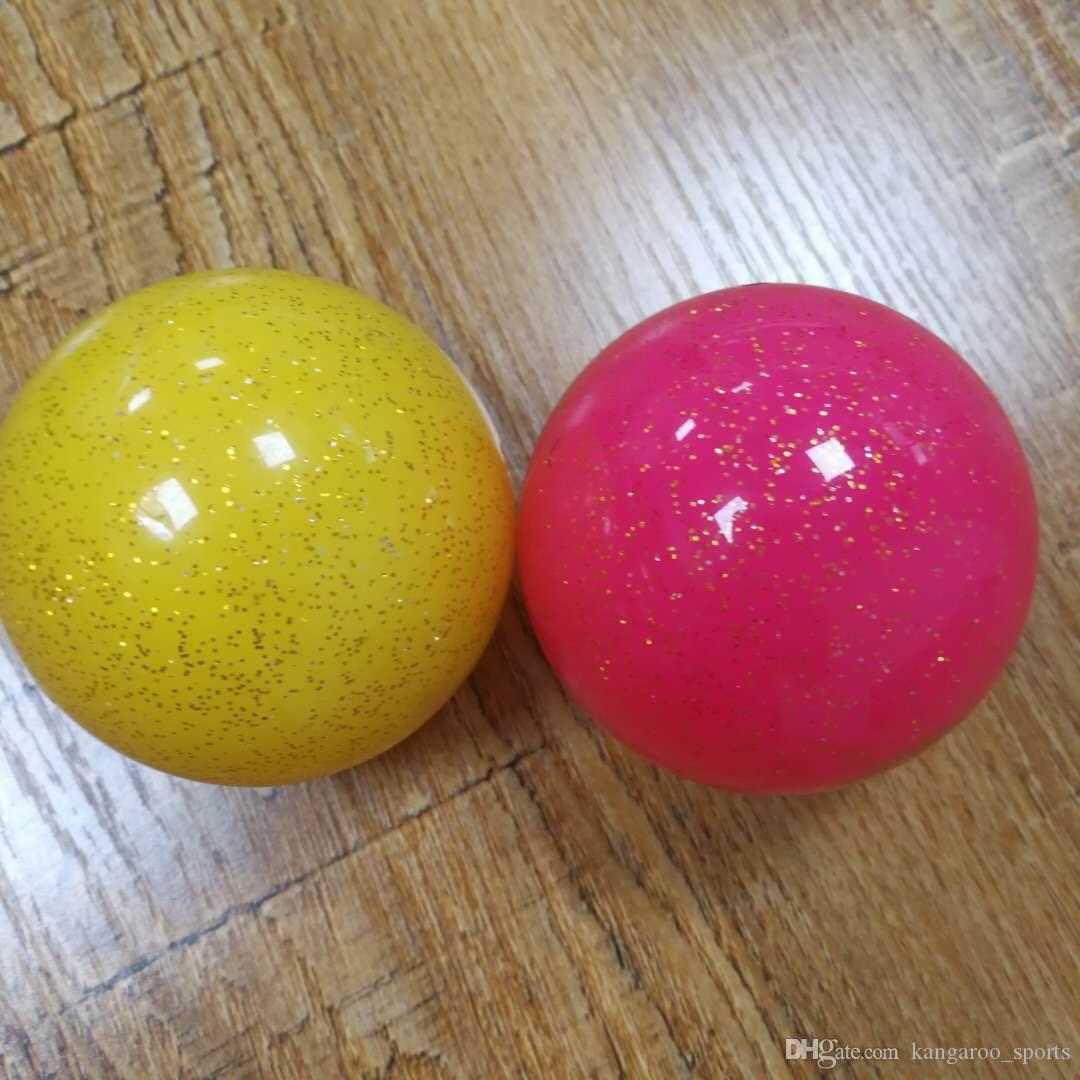 trasporto libero scelto variopinto della pallina da golf dorata del parco della polvere di alta qualità