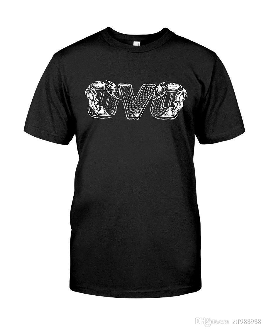 2018 New Official OVO October's DRAKE T-shirt 2018 fashionable Brand 100%cotton Printed Round Neck T-shirts cheap wholesale Male Hip