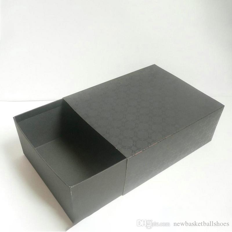 أحذية كرة السلة عالية الجودة الاحذية أحذية مصمم الفاخرة مربع أبيض وأسود