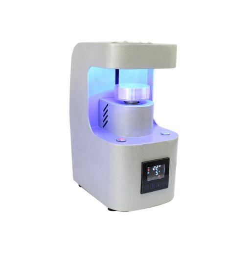 colofónia máquina prima elétrico puro Auto placas dupla de calor de colofónia máquina de prensa de calor com o painel de LCD 2020 mais recente