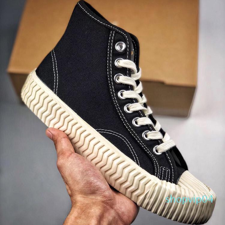 2020 excelsior scarpe di tela Designer per mens scarpe da ginnastica nere mens originali donne di formato Olimpiadi classiche scarpe piattaforma casuali di sport 35-44