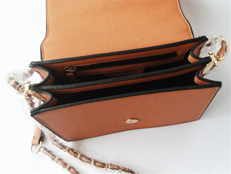 Motif Crocodile Sacs bandoulière en cuir pour les femmes sacs à main et sacs à main mode chaînette design Messenger Sacs à bandoulière Lady # 880
