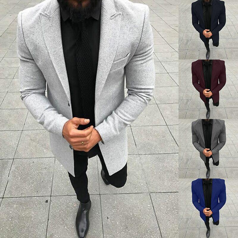 Мужские дизайнерские костюмы сплошные цветные отвороты на шее панель прямые мужские пиджаки повседневные однобортные деловые мужчины одежда