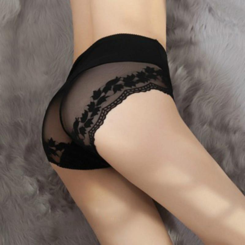 Mulheres Designer Cuecas Ladies Sexy Lace Panties Womens New Transparente Meninas Shorts Lace Luxo Roupa interior de alta qualidade para Atacado