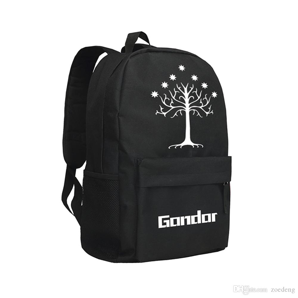 The Lord of the Rings Backpack White Tree of Gondor Daypack