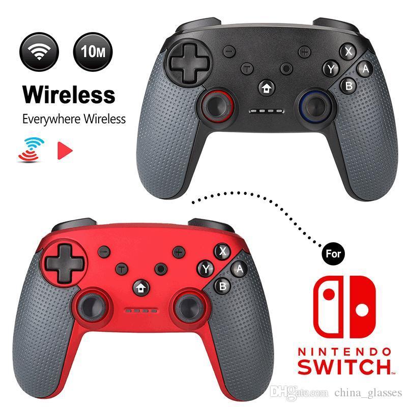 1PCS Bluetooth Wireless Gamepad preciso Thumb Joystick Gamepad per Xbox One Microsoft X-BOX controller con imballaggio al minuto VS PS4