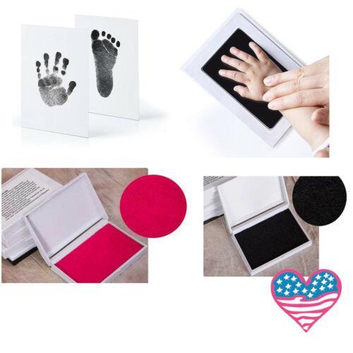 INKLESS WIPE HAND /& FOOT PRINT KIT BABY /& NEWBORN SAFE NEW GREAT GIFT