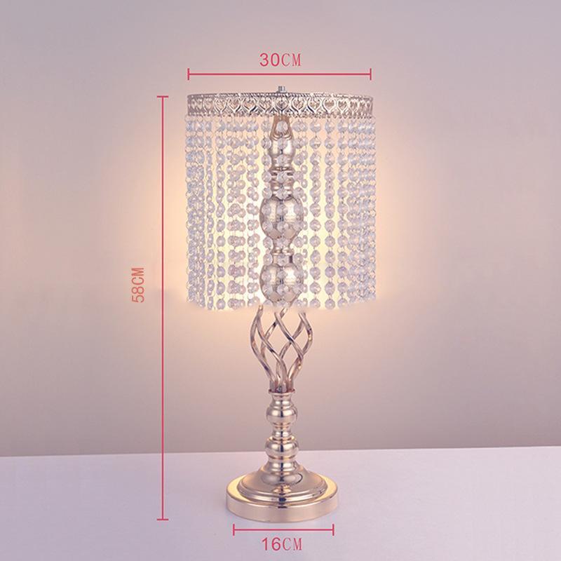 Yeni Akrilik Kristal Düğün Dekorasyon Centerpieces Düğün Çiçek Top Tutucu Masa Merkezinde Vazo çiçek Standı Kristal Şamdan