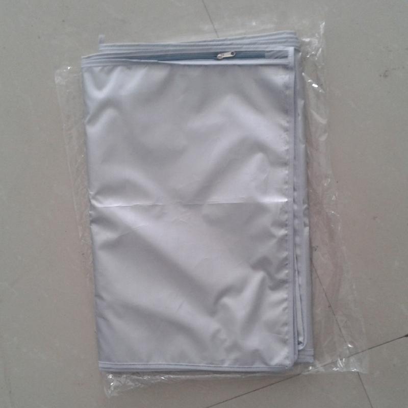 Universal Household Folding PVC esteira de poeira tampa exterior Varanda esteira impermeável Prevenção chuva Protector Bag FW001 T200506